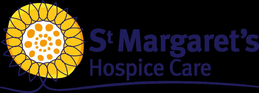 St Margaret's Hospice Care logo