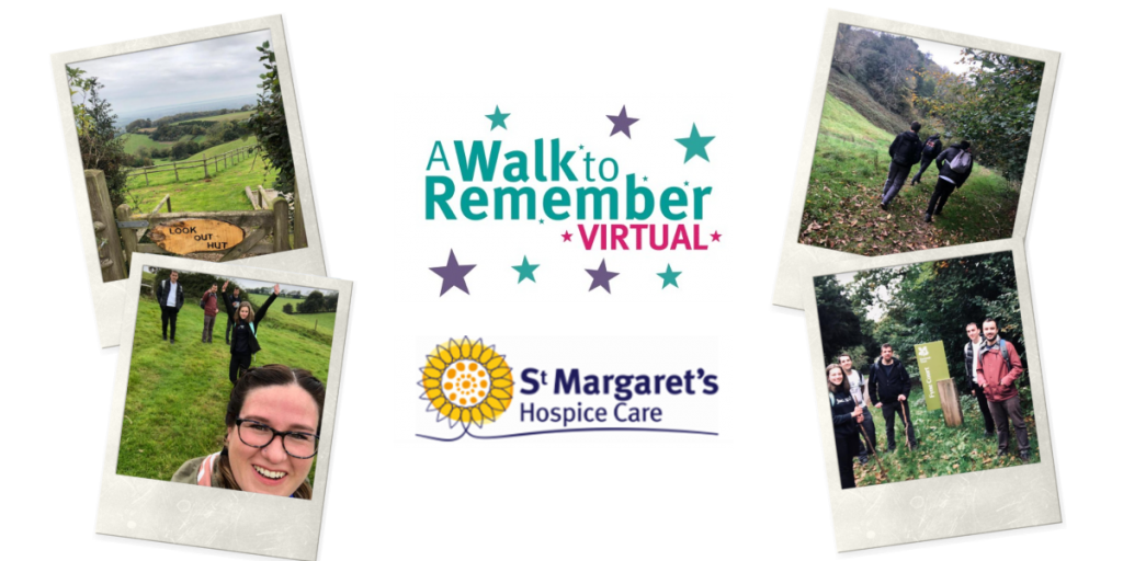 St Margaret's A Walk To Remember - images from walk